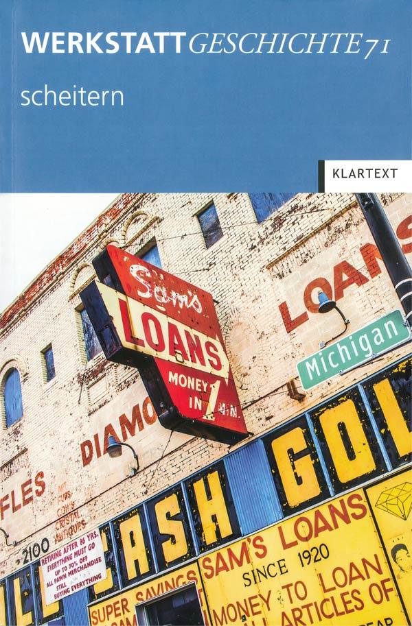 WERKSTATTGESCHICHTE Cover Ausgabe 71